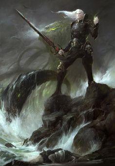 """Résultat de recherche d'images pour """"battle stormbringer & Elric"""""""