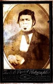 Paul Jennings was a slave in James Madison's White House, and became the first person to put his recollections of it into a memoir. American Presidents, American Civil War, Early American, Paul Jennings, Digital History, War Of 1812, James Madison, African Diaspora, African American History