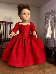 A personal favorite from my Etsy shop https://www.etsy.com/listing/573141738/claire-frasers-red-outlander-dress-for