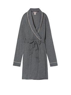 19064f0dc36 The Sleepover Knit Robe - Victoria s Secret Sleepover