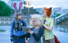 'Zootopia' Cosplay Pulled Off To Perfection