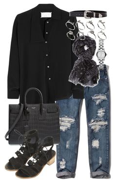 """Untitled #1477"" by eleanorwearsthat ❤ liked on Polyvore"