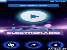 Electro Radio Station Trance  Android App - playslack.com , Classic Trance, Dance and Techno. In Electroradio not expect to hear the same as in all other stations. In Electroradio you heard the classic Trance and Dance 90s and 2000 until today. We do not want to be like others and retransmit only popular songs and topical. We do not sell to fashion to be more cool. Our function is to not forget your past, do not forget where you came from. Remember the classic Trance in Electroradio. Also…