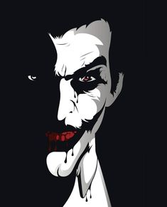 Joker Im Batman, Harley Batman, Batman Wall Art, Batman Telltale, Dc Comics, Joker Art, Nerd Art, Batman Universe, Batman The Dark Knight