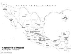 mapas-mexico-con-division-con-capitales-con-nombres