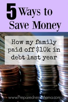 how to become debt free in 5 years