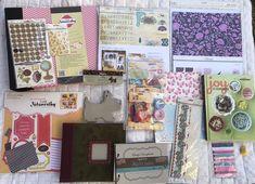 Huge Assorted Scrapbooking Lot SEI Crafts Classic Noteworthy Creative Memory Art #SEI