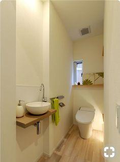 Toilet Tiles, Toilet Sink, Toilet Room, Ideal Bathrooms, Small Bathroom, Bathroom Layout, Bathroom Interior Design, Japanese Bathroom, Small Toilet