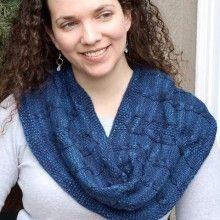 Irish Girlie Cowl Knitting Pattern!