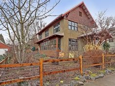 Urban Eco-Masterpiece in Sabin Oregon House, Portland Oregon, Urban, Architecture, House Styles, Houses, Home Decor, Arquitetura, Homes