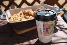 Grab & Go Baked Oatmeal in a Cup <3  Such a great idea for those busy mornings!