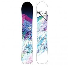 Tabla de snowboard GNU Chromatic 2019