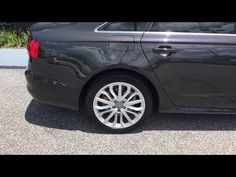 2014 Audi A6 Jacksonville St Augustine Ponte Vedra Palm Valley Fernandina Beach FL PJT1008