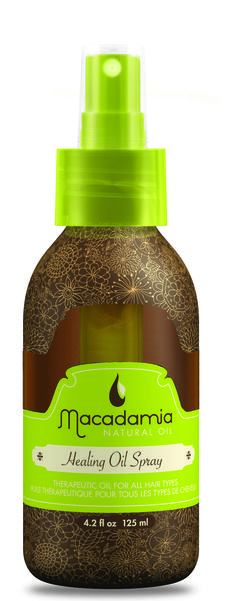 Macadamia Natural Oil Repair Spray. Tames summer frizzy hair, adds shine, must have for the pool or beach
