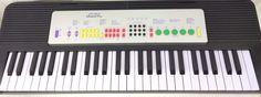 Kids Musical Fun Keyboard 54 Keys Plays Instruments Rhythm Melody Percussion #kidsmusicalkeyboard #54keys