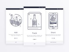 Beer Cellaring App Onboarding Flow
