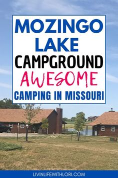 Looking to go camping in Missouri?  Mozingo Lake Campground is an awesome campground with lakeside cabins and RV camping sites. Check out all the things there is to do at Mozingo Lake! #mozingolake #campingmissouri #lakesidecamping Lakeside Camping, Rv Camping, Rv Travel, Family Travel, Best Rv Parks, Missouri Camping, Lake Hotel, Rv Parks And Campgrounds, Best Places To Camp
