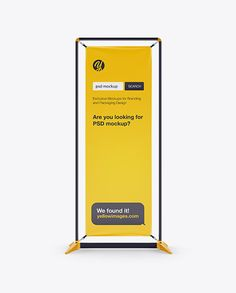 Free Mockups Glossy Vinyl Banner Frame Stand Mockup Object Mockups , Free ad Premium PSD Mockup Template for Magazine, Book, Stationery, Ap. Free Mockup Templates, Design Templates, Phone Mockup, Box Mockup, Identity Branding, Corporate Identity, Corporate Design, Identity Design, Brochure Design
