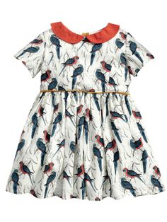 Mamas & Papas Bird Dress | very.co.uk