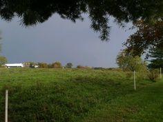 Stormy skies of missouri
