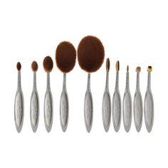 Artis Brush Elite Smoke 10-Brush Set, $350 net-a-porter.com