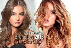 Για μερικά χρόνια κυριαρχεί στη μόδα των μαλλιών η διχρωμία. Το ίδιο συμβαίνει και στα χρωματα μαλλιων 2016 για καστανες. Οι επιλογές του Sombre, 2016 Trends, Beauty Trends, Long Hair Styles, Color, Long Hairstyle, Colour, Long Haircuts, Long Hair Cuts, Long Hairstyles