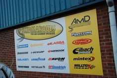 Tyre suppliers and more by skidmarques, via Flickr