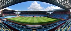 Aston Villa Fc, British Football, Baseball Field, Good Times, Golf Courses, Uk Football