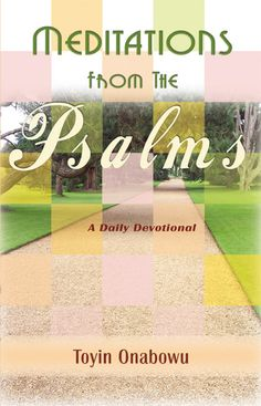 Within the Psalms are timeless lyrics of petition, angst and love for a faithful God. These devotionals will lead the reader into a deeper relationship with God and will help renew a sense of awe at the majesty of God. Get your copy today!