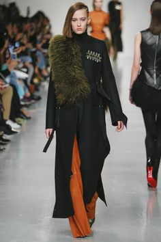 David Koma - Fall 2017 Ready-to-Wear