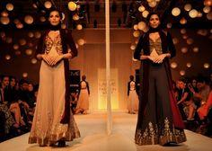 Lakme Winter 2013 Manish Malhotra ghagra pants outfit