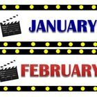Hollywood Theme There are 12 month headers included in this package to use with calendar or to display months of the year. They also go with my free calendar numbers on my TPT. Hollywood Movie Theater, Movie Theater Theme, Movie Themes, Garden Theme Classroom, Classroom Themes, Movie Classroom, Hollywood Theme Classroom, Curriculum Night, Birthday Bulletin Boards