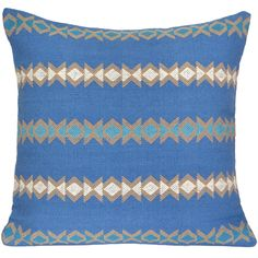 """100% Cotton. Hamdloom Cushion Covers available in 16"""", 20"""" and 24"""""""