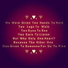 #love #quotes ❤ #Padgram  http://wefirstmet.com