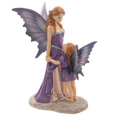 Amethyst Guardian Collectable Tales of Avalon Fairy If you like fantasy gifts and collectables then check out our fairy and unicorn range With the