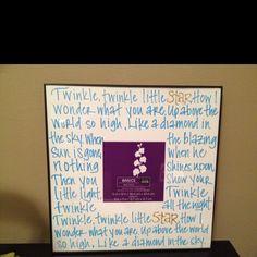 Cute Baby shower gift idea for a little boy!