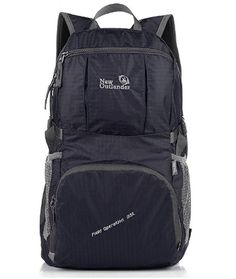 Camping Bags : Backpack and accessories Outlander Packable Handy Lightweight Travel Hiking Backpack Daypack Lifetime Warranty *** New and awesome product awaits you, Read it now Best Ultralight Backpack, Ultralight Backpacking, Hiking Backpack, Jansport Backpack, Backpack Bags, Messenger Bags, Lightweight Travel Backpack, Outdoor Gadgets, Best Luggage