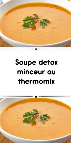 slimming detox soup with thermomix a very light vegetable soup for your dinner. easy here is the thermomix recipe for slimming detox soup. Easy Smoothie Recipes, Easy Soup Recipes, Easy Healthy Recipes, Healthy Snacks, Snack Recipes, Easy Meals, Healthy Eating, Quick And Easy Soup, Detox Soup