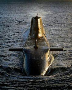 HMS Ambush Submarine Astute class