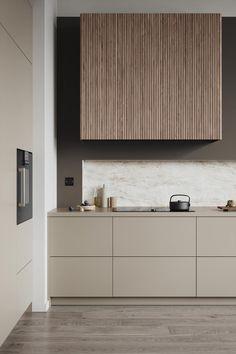 Home Interior Vintage .Home Interior Vintage Kitchen Room Design, Modern Kitchen Design, Home Decor Kitchen, Interior Design Kitchen, Home Kitchens, Modern Kitchen Interiors, Kitchen Tools, Küchen Design, House Design