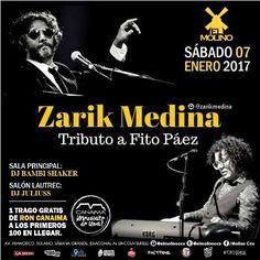 "El Molino presenta: ""Zarik Medina – Tributo a Fito Paez"" http://crestametalica.com/el-molino-presenta-zarik-medina-tributo-a-fito-paez/ vía @crestametalica"
