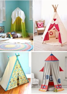 Tents & Teepees