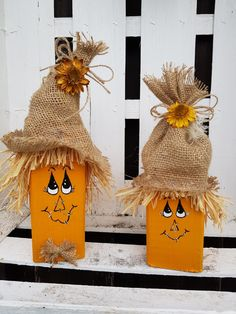 Fall Wood Crafts, Autumn Crafts, Pumpkin Crafts, Holiday Crafts, Fall Projects, Halloween Projects, Christmas Projects, Fall Halloween, Halloween Wood Signs