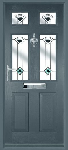 Tenby Composite Doors From Solidor | Front Doors With smooth option