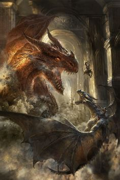 My love of magic, dragons, and all things fantasy. Fantasy Images, Dark Fantasy Art, Fantasy Artwork, Gothic Artwork, Mythical Creatures Art, Magical Creatures, Cool Dragons, Here Be Dragons, Dragon Artwork