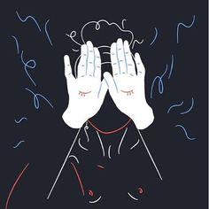 """""""Ojalá ella esté todavía cuando tú despiertes."""" - José Saramago Ilustración de Sara Andreasson - - @saraandreasson - - #ilustracion #illustration #art #arte #cultura #culture #CulturaColectiva"""