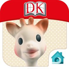 #AppyReview by Sharon Turriff @appymall DK's Sophie la girafe � read-along stories with Family Connect. This would be a bit of fun for young children about 1 year old. You get one of the 3 books for free. I don't know if there is enough content included in the free book to justify the purchase price they are asking for each of the additional 2 books. There is a small amount of interactivity with some surprises that would be great for ba