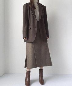 Vogue Fashion, Look Fashion, Daily Fashion, Korean Fashion, Winter Fashion, Aesthetic Fashion, Aesthetic Clothes, Modest Fashion, Fashion Outfits