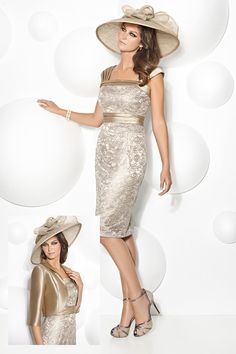 Cabotine mother of the bride and groom outfit 5006774