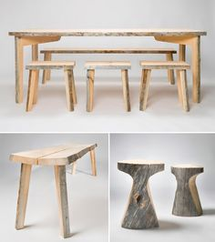 Deadwood furniture